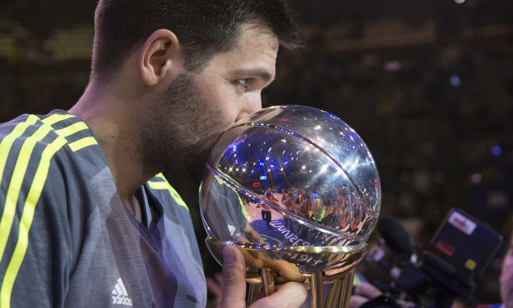 Basketball, Real Madrid, Champion, Copa Del ReyBasketball Real Madrid Champion Copa Del Rey