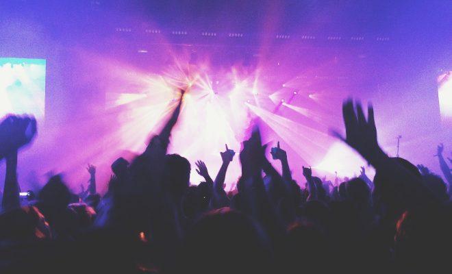 Concert Music Crowd Dancings Dancing Moshpit