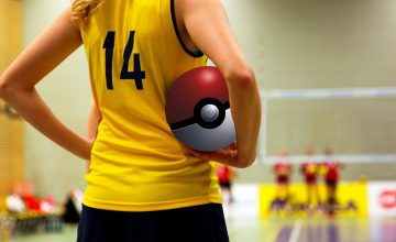Pokémon Go, Pokemon, Volleyball, Poke, Ball, PlayerPokémon Go Pokemon Volleyball Poke Ball Player